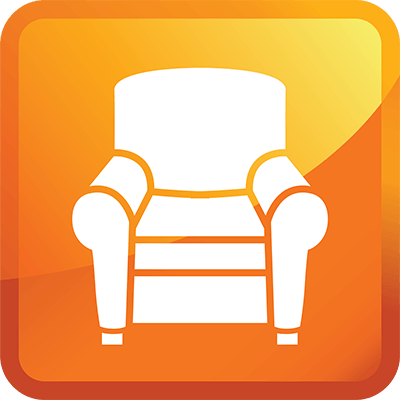 icon fauteuil nettoyage